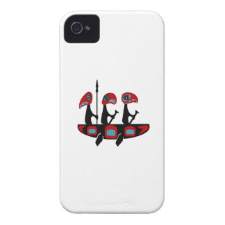 Journey of the Raven iPhone 4 Case