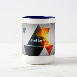 Journey through the Art of Ice and Fire Coffee Mug