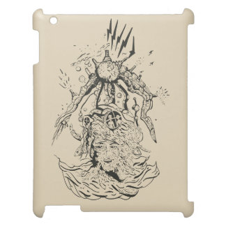 Journey through the Sea iPad Case