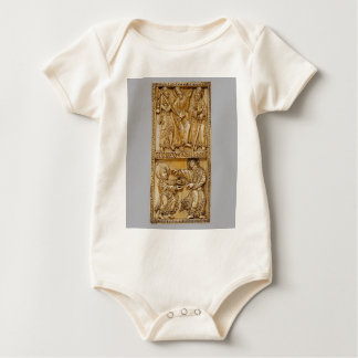 Journey to Emmaus and Noli Me Tangere Baby Bodysuit