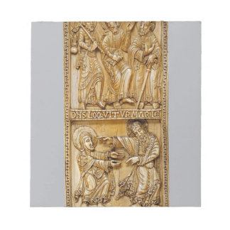 Journey to Emmaus and Noli Me Tangere Notepad