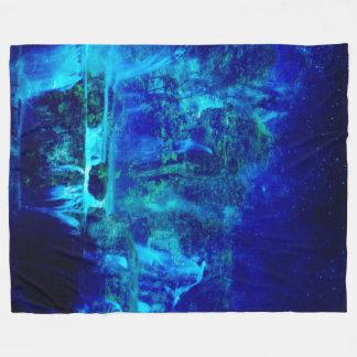 Journey to Neverland Fleece Blanket