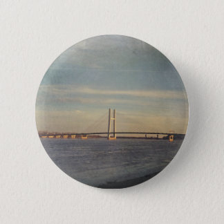 Journey to New Places 6 Cm Round Badge