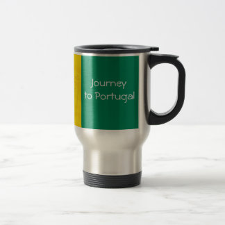 Journey to Portugal - mug