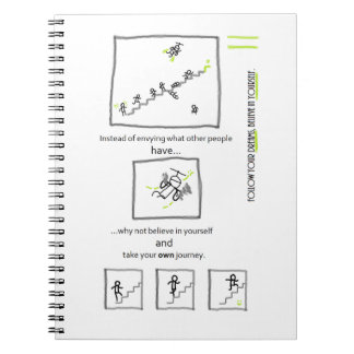 Journey to Success Notebook