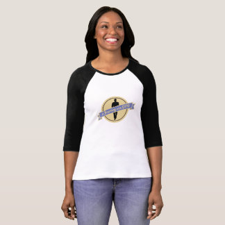 Journey With God With Man Walking T-Shirt
