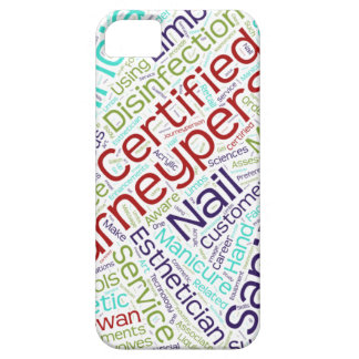 Journeyperson Esthetician cloud iPhone 5 Covers