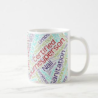 Journeyperson Esthetician gift Coffee Mug