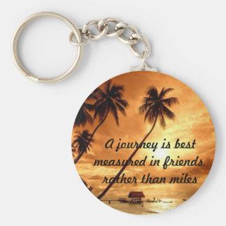 Journeys Key Ring
