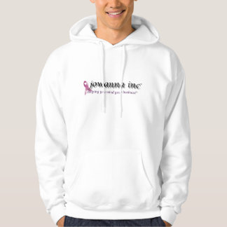 JOWANNA INC BREAST CANCER AWARENESS HOODIE