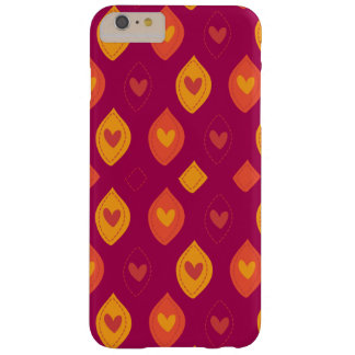 Joy And Love Background iphone 6 Plus Barely There Barely There iPhone 6 Plus Case