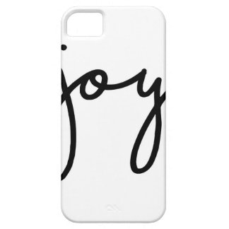 Joy Barely There iPhone 5 Case