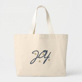 Joy Canvas Bag