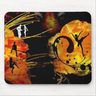 "Joy - ""Dance of Life"" Mouse Pad"