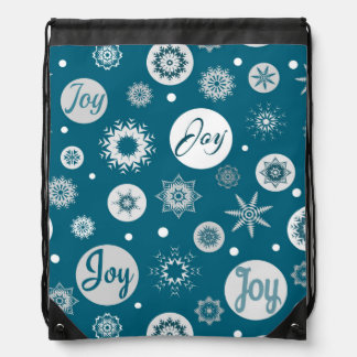 Joy Drawstring Bag
