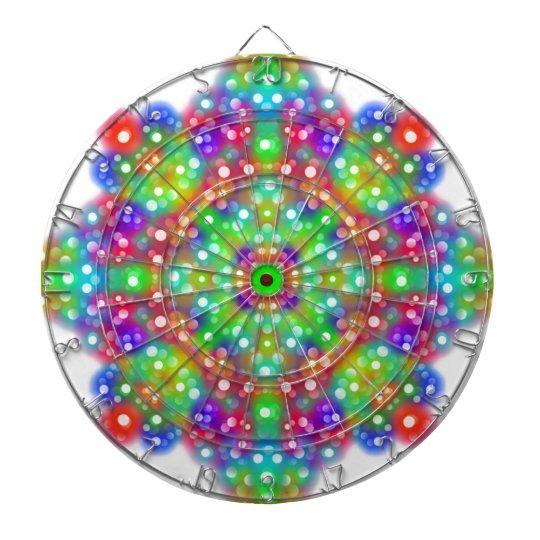Joy Expression Mandala Dart Boards