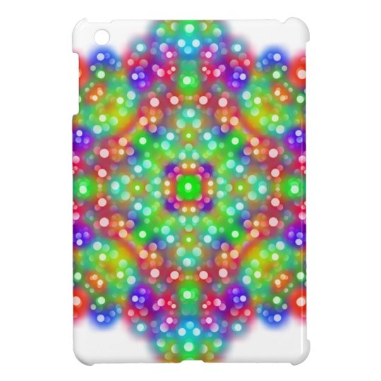 Joy Expression Mandala iPad Mini Covers