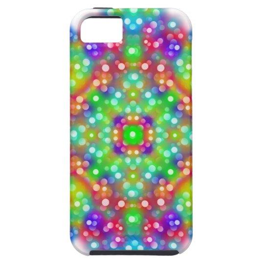 Joy Expression Mandala iPhone 5 Cover