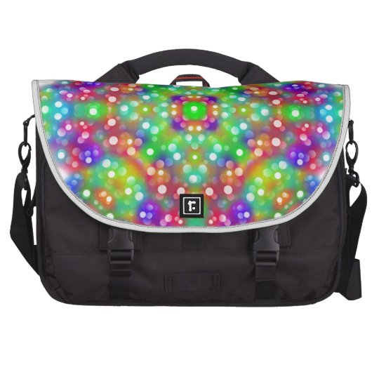 Joy Expression Mandala Laptop Computer Bag