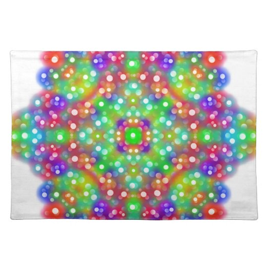 Joy Expression Mandala Placemat