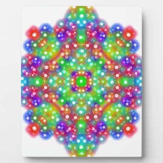 Joy Expression Mandala Plaque
