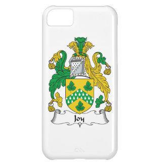 Joy Family Crest iPhone 5C Cases