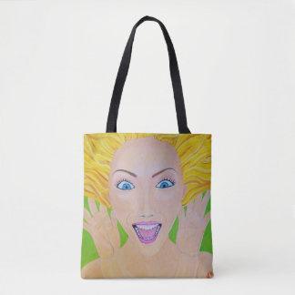 Joy Fine Art Print Tote Bag