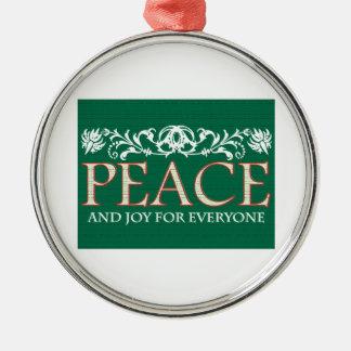 Joy For Everyone Christmas Ornament