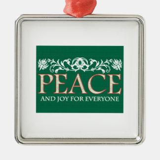 Joy For Everyone Ornament
