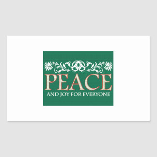 Joy For Everyone Stickers