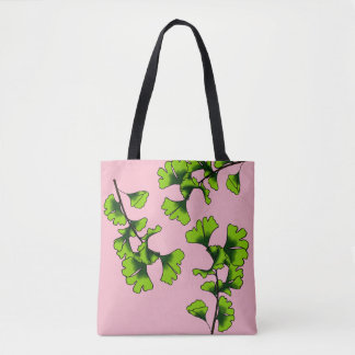Joy Ginkgo type C Tote Bag