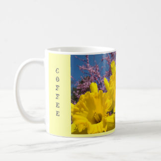 Joy Great Coffee Bright Spring Day Coffee cup Mugs
