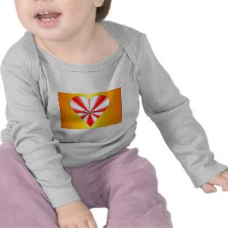 Joy Heart Baby Clothes T Shirt
