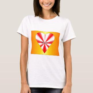 Joy Heart Womens Shirt