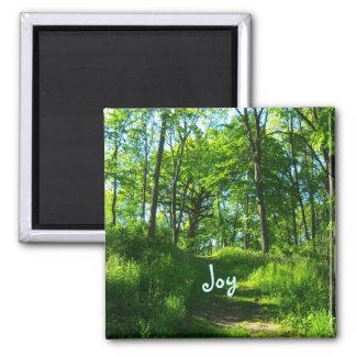 Joy In The Journey Magnet
