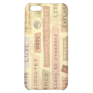 Joy Cover For iPhone 5C