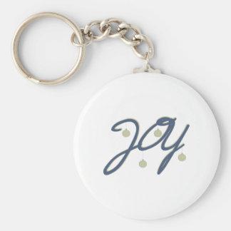 Joy Key Chain