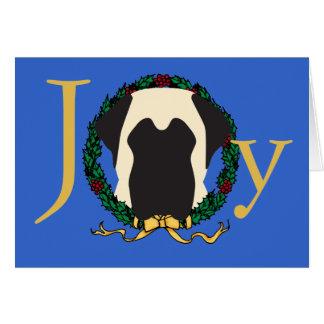 Joy Mastiff Card