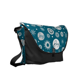 Joy Messenger Bags