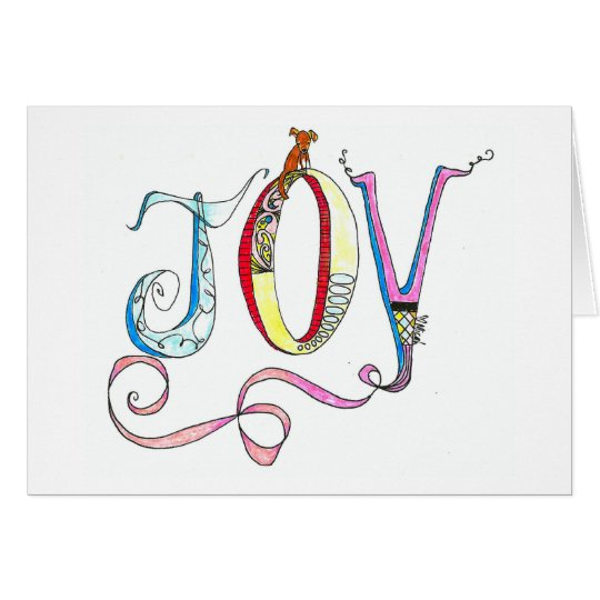 Joy Notecard
