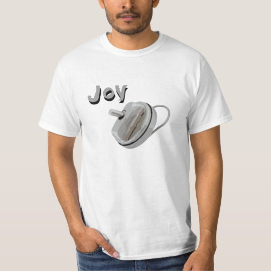 Joy!  Novelty Tee shirt