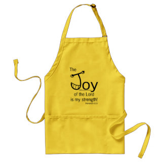 JOY of the Lord Aprons