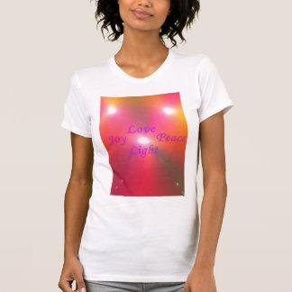 Joy, Peace, Love and Light T-shirts