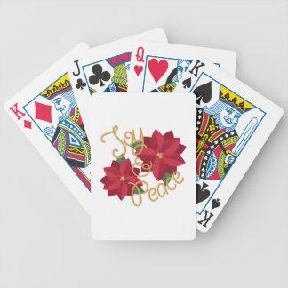Joy & Peace Poker Deck