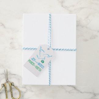 Joy & Peace World Gift Tags