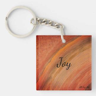 """Joy """"Precious Time"""" Keychain by All Joy Art"""
