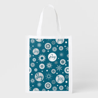 Joy Reusable Grocery Bag