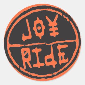 Joy Ride Stickers