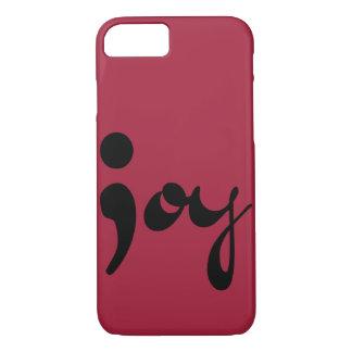 Joy Semicolon Phone Case