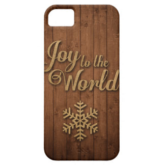 Joy to the World iPhone 5 Cover